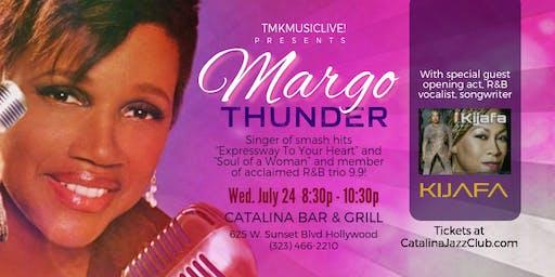 Margo Thunder