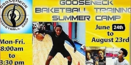 GooseNeck Summer Basketball Camp tickets