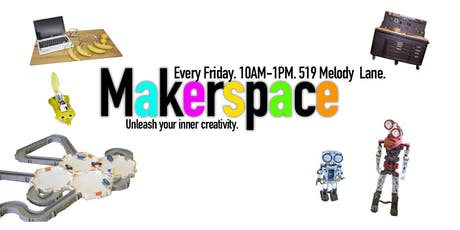 Makerspace tickets
