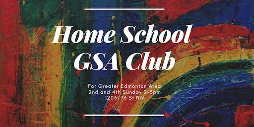 Edmonton Area Home School GSA/QSA Club