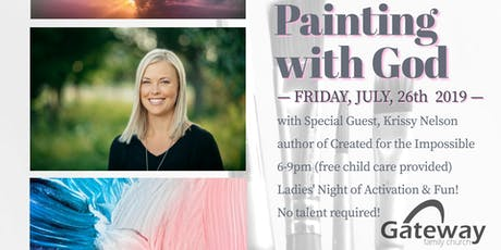 VIP Painting with God Breakout Session tickets