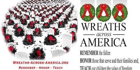 Quantico Single Marine Program (SMP) Volunteer Event-Wreaths Across America - ANC Wreath Clean Up  tickets