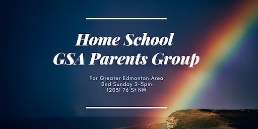 Edmonton Homeschool GSA Parents Group
