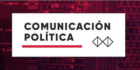 Taller: Comunicación Política entradas