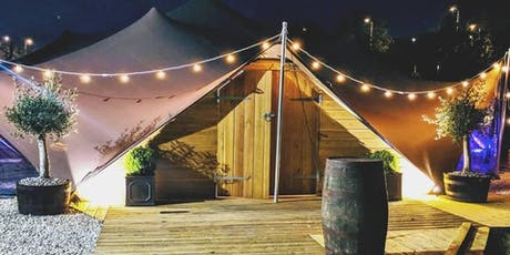 Street Food in the Barnacles Bedouin Tent with Live Music  tickets