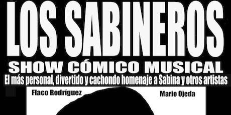 Los Sabineros en Murcia, Café de Alba! entradas