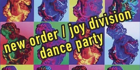 Party Out of Bounds - New Order / Joy Division Dance Party tickets