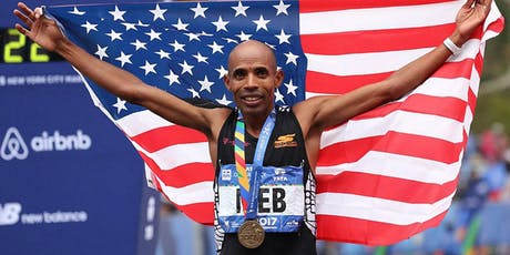 Welcome Home hosts Olympic Medalist: Meb Keflezighi tickets