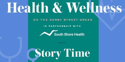 Story Time with South Shore Health