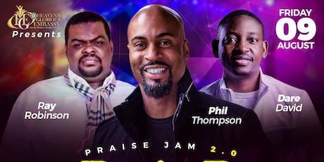 PRAISE JAM 2.0 at RCCG HGE tickets