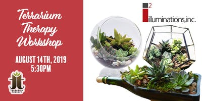 Succulent Workshops to Benefit One Life At A Time Animal Rescue