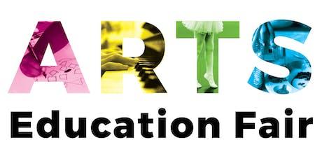 2019 Arts Education Fair - Exhibitor Registration tickets