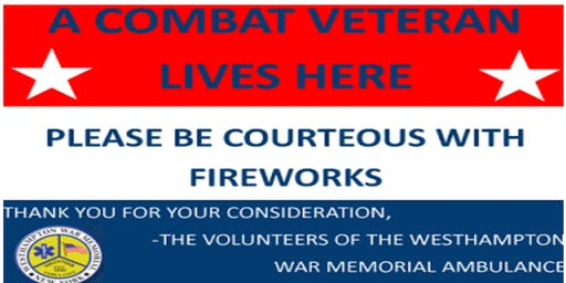 FREE Lawn Signs for Veterans