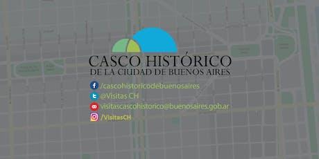 Vacaciones en el Casco Histórico - Departamento Central de Policia entradas