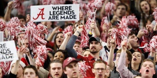 Alabama Football Kickoff Watch Party