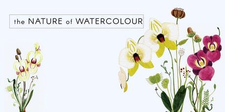 the Nature of Watercolour tickets