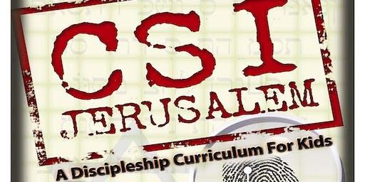 CSI Jerusalem VBS