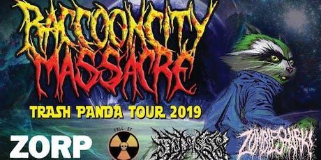 Trash Panda Tour tickets