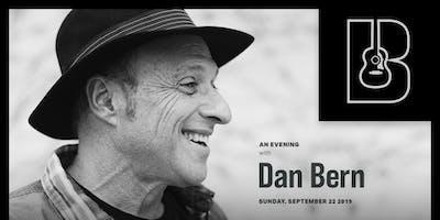 An Evening with Dan Bern