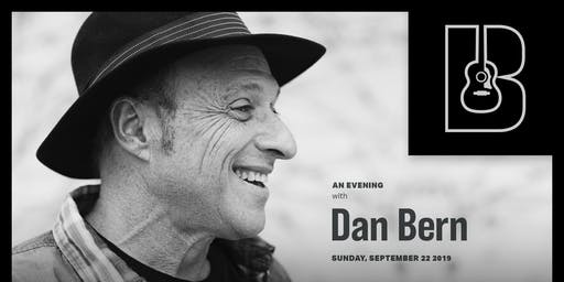 An Evening with Dan Bern