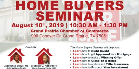 Home Buyer Seminar 2019 tickets
