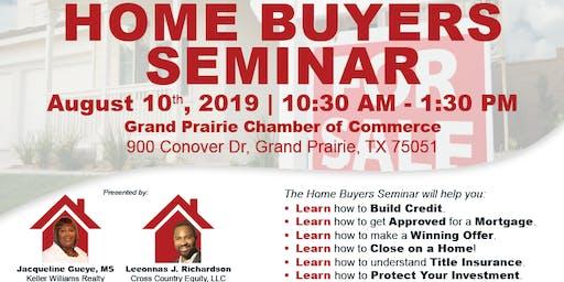 Home Buyer Seminar 2019