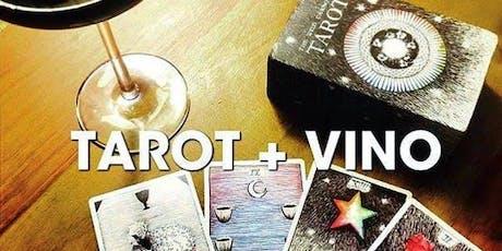 TAROT + VINO (Brunch Edition): Three Week Class in the Art of Tarot Reading tickets