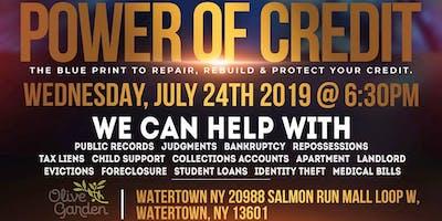 Power of Credit Seminar