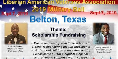 Liberian American Veterans Association 2019 Military Ball tickets