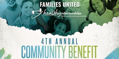 Families United Community Benefit  tickets