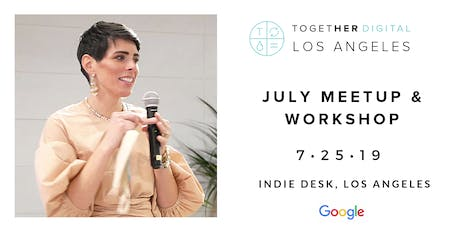 Together Digital x Google Digital Coaches LA  tickets