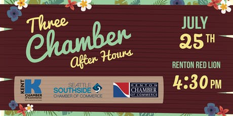 3 Chamber After Hours Luau tickets