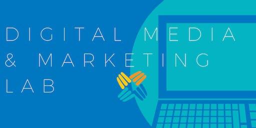 June-July Digital Media & Marketing Lab