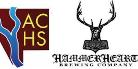 ACHS/Hammerheart Brewfest tickets