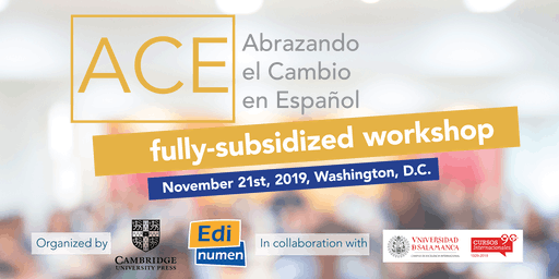 Abrazando  el Cambio  en Español: D.C. Spanish Teacher Workshop