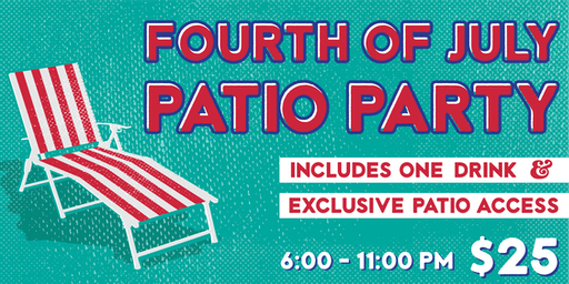 Fourth of July Patio Party
