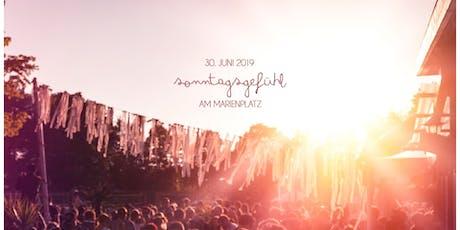 SONNTAGSGEFÜHL am MARIENPLATZ w/ MIDAS104 {katermukke} & DANIEL RATEUKE {Stil vor Talent} Tickets