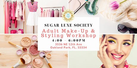Adult Styling & Make-Up Workshop tickets
