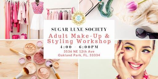 Adult Styling & Make-Up Workshop