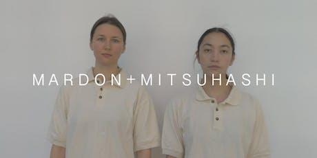 TENDER ENGINE: Mardon + Mitsuhashi tickets