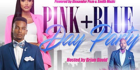 ALEXANDER PEZO PINK & BLUE DAY PARTY tickets