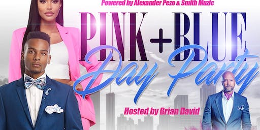 ALEXANDER PEZO PINK & BLUE DAY PARTY