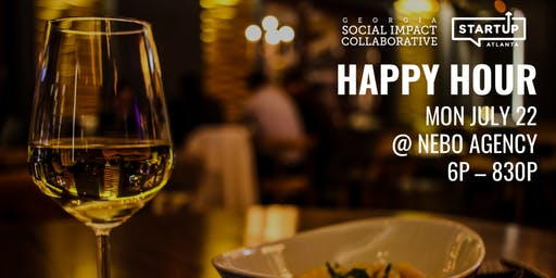 Social Impact Happy Hour with GSIC + Startup Atlanta