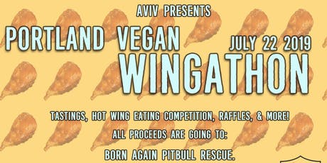 Portland Vegan Wingathon tickets