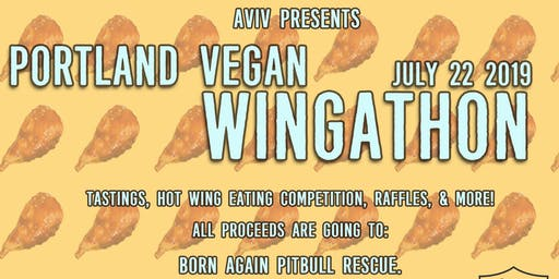 Portland Vegan Wingathon