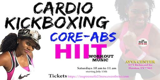 Cardio Kickboxing & Mingle