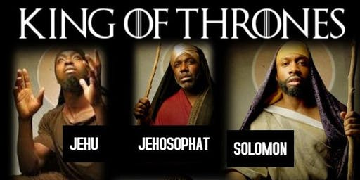 """RFK Outreach Presents """"King of Thrones, Breakfast Fit for a King"""""""