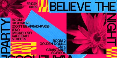 Believe The Night - Believe The Night: rRoxymore, Jenö, Golden Donna + more