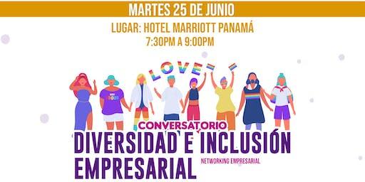 Conversatorio: Diversidad e Inclusión Empresarial