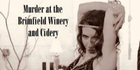 Murder at the Brimfield Winery (cocktail party) tickets